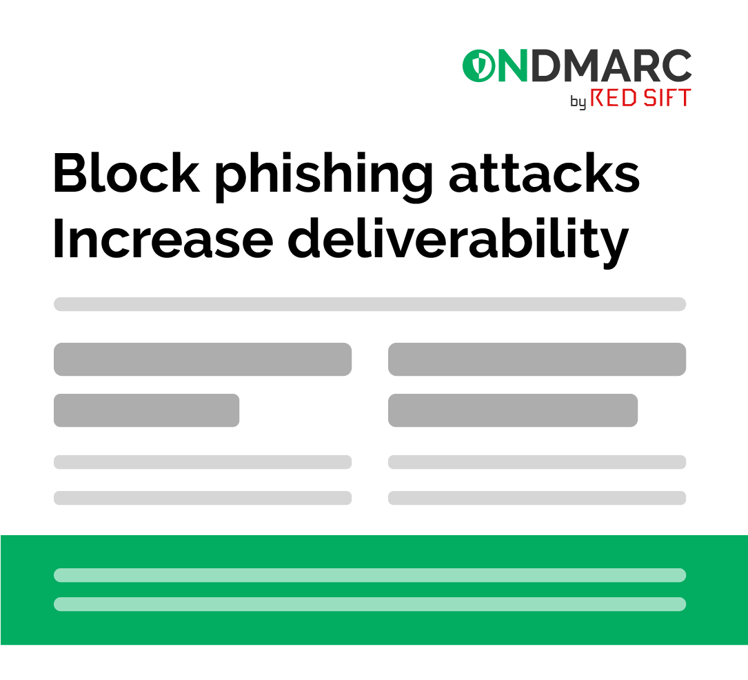 Benefits of DMARC